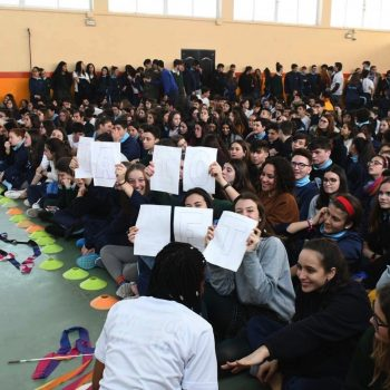 Video resumen de la celebración del Día Escolar de la Paz